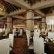 Interior at Deep Blu Seafood Grille at Wydham Orlando Resort Bonnet Creek
