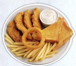 Photo of Chicken Strip Dinner