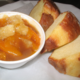 Peach cobbler & 7-up Pound Cake - Photo at Louisiana Creole Gumbo