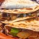 Amazing vegeterian quesadillas - Quesadilla at La Casita Tacos