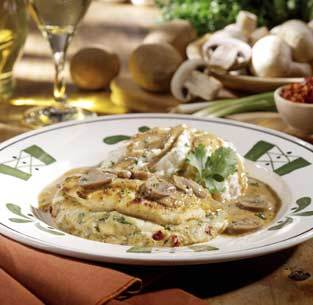Photo of Stuffed Chicken Marsala
