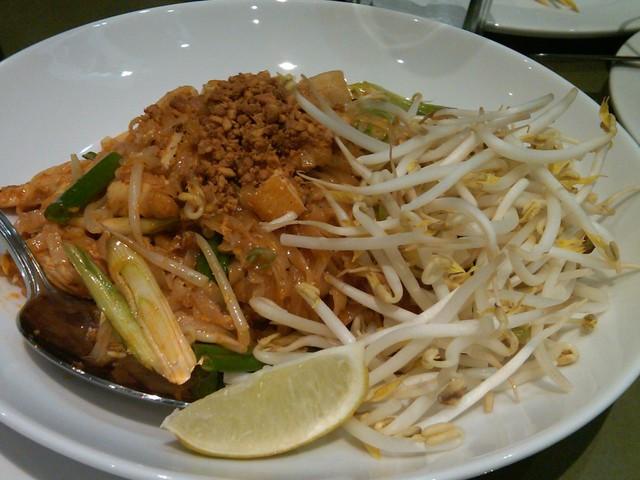 Celadon Thai Food Menu