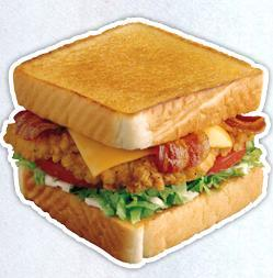 Photo of Chicken Club TOASTER® Sandwich