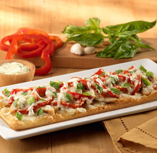 Photo of Grilled Chicken Flatbread