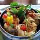 Close-Up Photo of Steamed Shrimp and Pork Dumplings - Dish at House of Chan Dara