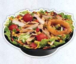 Photo of Santa Fe Grilled Chicken Salad