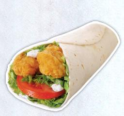 Photo of Chicken Strip Wrap