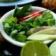 Fresh Thai herbs - Photo at Grandma Thai Cuisine