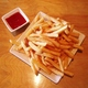 Lemongrass French fries at Mignon Pho + Grill