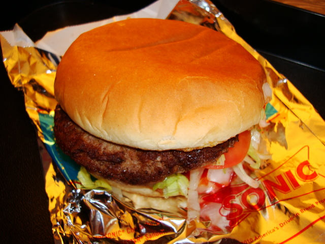 Photo of 1. Sonic Burger