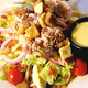 Turkey Cobb Salad at Sticky Fingers