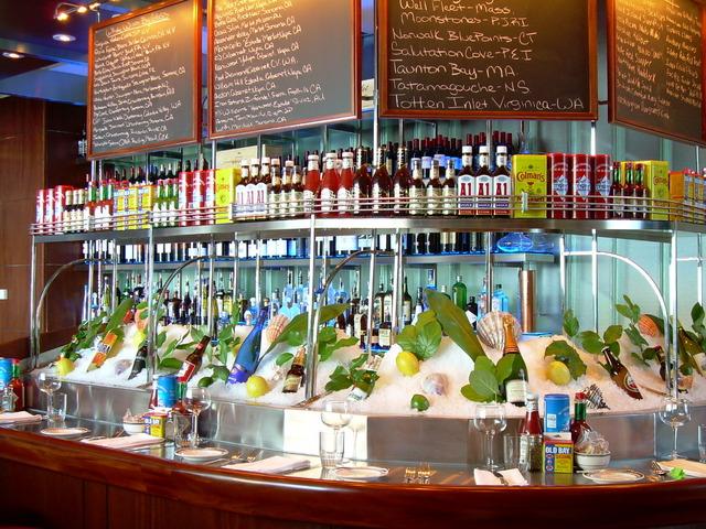 Oceanaire Seafood Room Houston Restaurant Week Menu