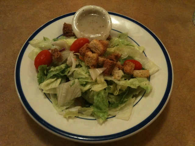 Photo of Fresh Garden Salad
