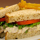 Chicken Salad Sandwich at Sticky Fingers