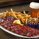 72. Full Slab Ribs at Red Hot &amp; Blue