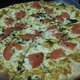 White Pizza - White Pizza at The Brown Jug