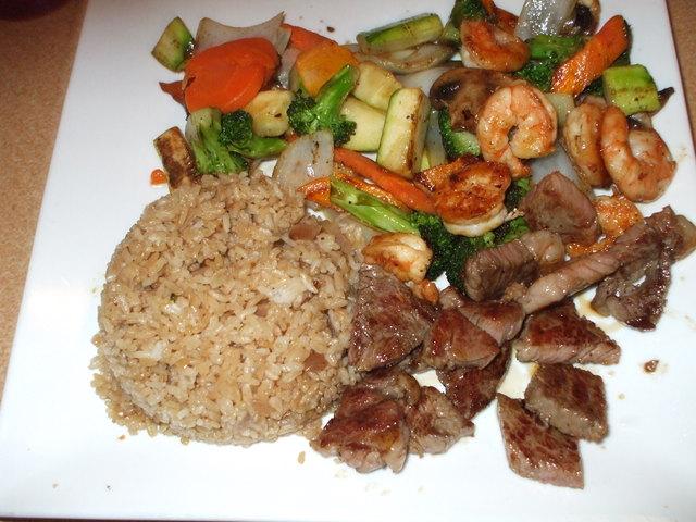 Photo of Steak and Shrimp Combination