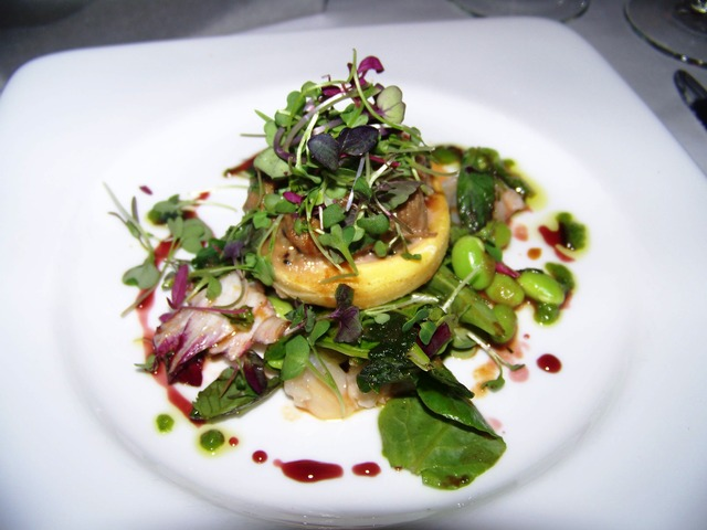 Photo of Warm Peking Duck & Artichoke Salad