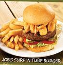 Photo of JOE'S SURF N TURF BURGER