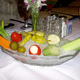 Iced Relish Trays at Dal Rae