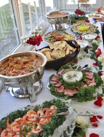 Photo of buffet