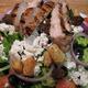 Krazy Karry's - Salad w/Grilled Chicken - Salad with Grilled Chicken at Krazy Karry's (CLOSED)