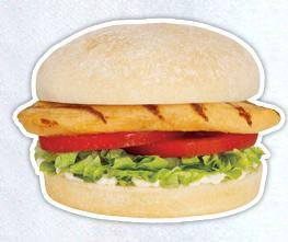 Photo of Grilled Chicken Sandwich