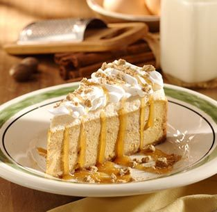 Photo of Pumpkin Cheesecake