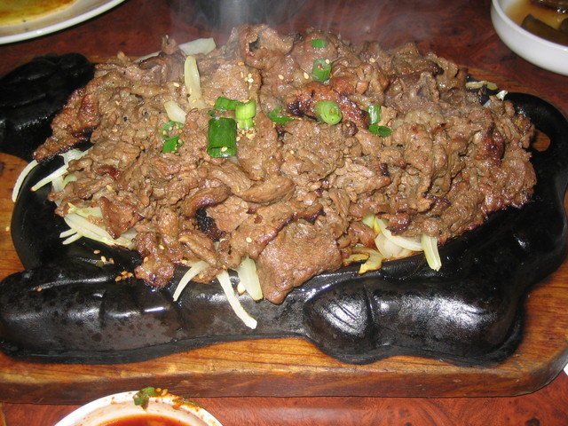 Korean Barbecue Beef Bulgogi Recipes — Dishmaps