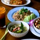 Various delicious entrees - Photo at Grandma Thai Cuisine