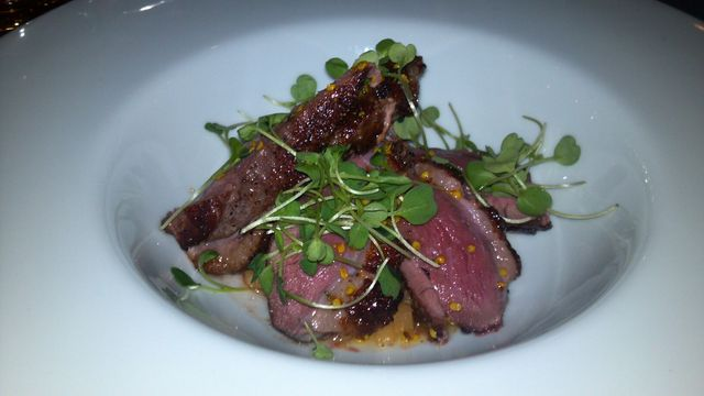 Photo of Seared Duck Breast