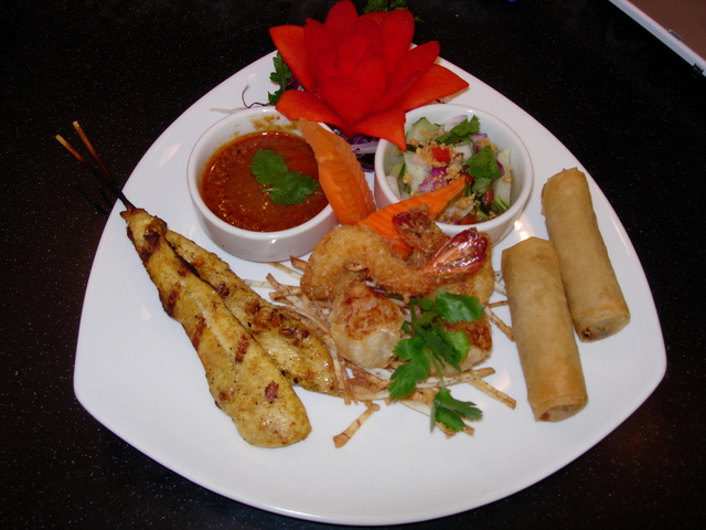 Photo of Cha Ya Platter