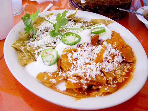 Photo of Divorced Chilaquiles