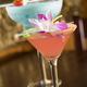 cocktails at Flavor Restaurant