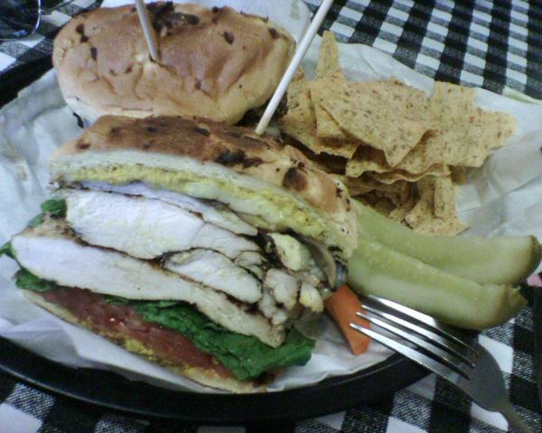 Photo of Grilled Chicken Sandwich