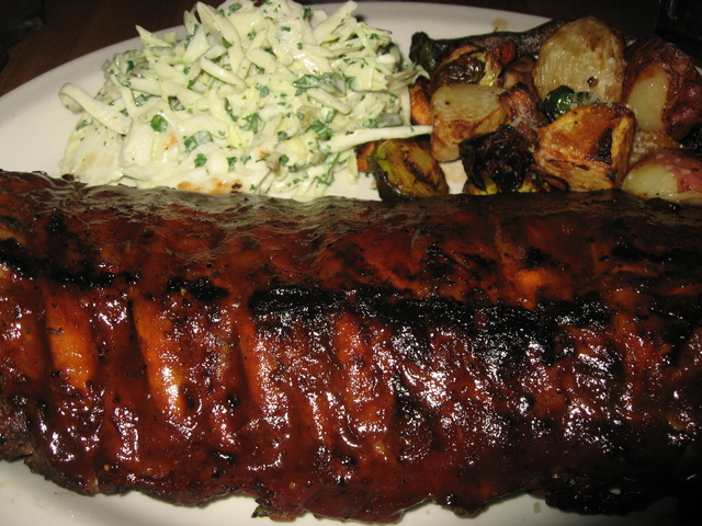 Photo of Barbecue Pork Ribs