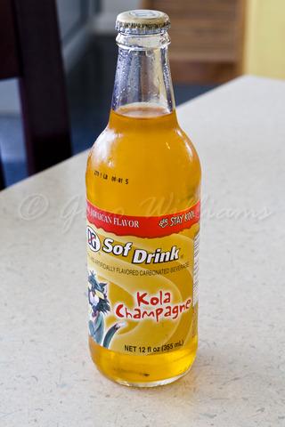 Photo of Kola Champagne