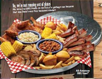 Photo of All-American BBQ Feast®