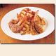 Shrimpmango.jpg - Dish at Cheddars Restaurant