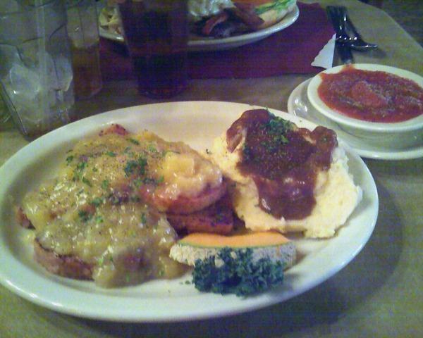 Photo of Hamloaf Dinner