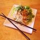 Green Papaya Salad at Mignon Pho + Grill