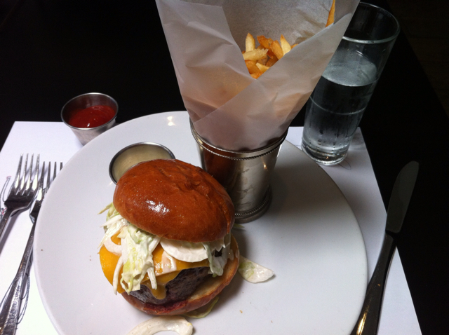 Photo of The Comme Ça Burger