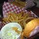Maui Burger at Longboard's Grill