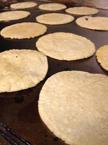 Photo of Handmade Corn Tortillas
