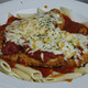 Chicken Parmesan at J J Boomers of Lowell