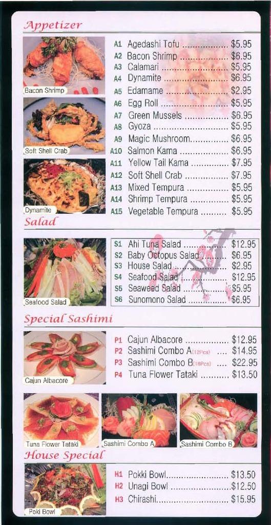 Kokoro sushi reviews menu fountain valley 92708 for X cuisine miri menu