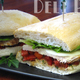 Brushetta Chicken Ciabatta. - Bruschetta Chicken Sandwich at Deli Plus