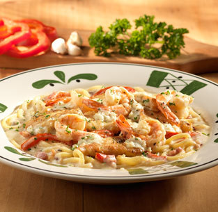 Photo of Chicken & Shrimp Carbonara