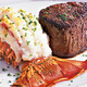 Fleming's Steak-lobster - Dish at Fleming's Prime Steakhouse & Wine Bar