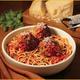 Spaghetti & Meatballs - Spaghetti & Meatballs at Romano's Macaroni Grill